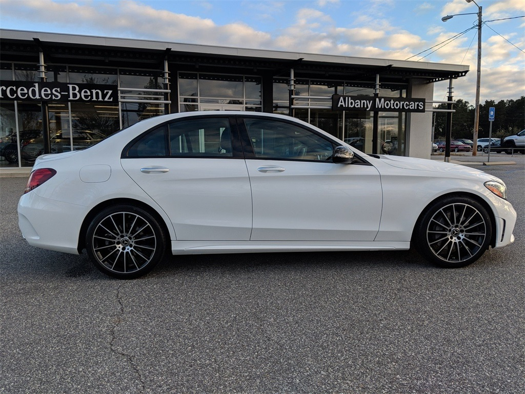 New Mercedes-Benz C-Class in Albany | Albany Motorcars